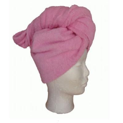Towel twister,hårturban, ren bomuld.