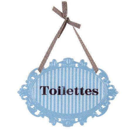 toiletskilt, romantisk
