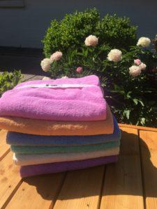 20% rabat badehåndklæder