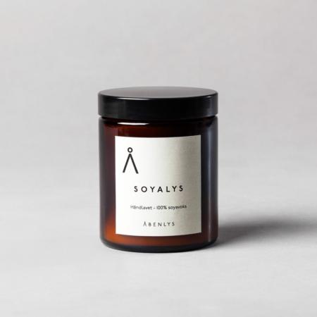 soyalys i glas, neutral 30 timer
