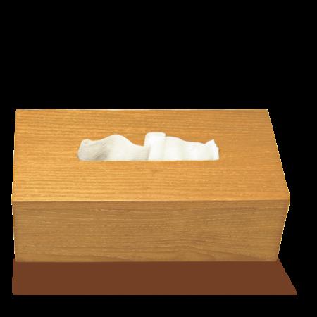 Kleenexskjuler lyst bøgetræ, luksusudgave
